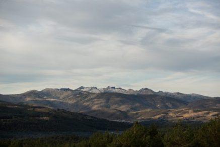 Sierra de Gredos.