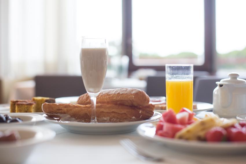 Mi desayuno es casero, tradicional y lo protagonizan las mejores materias primas de la región.
