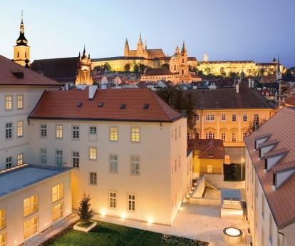 Mandarin Oriental Prague.