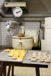 St. Peter, 700 años tiene la panadería más antigua de Salzburgo.