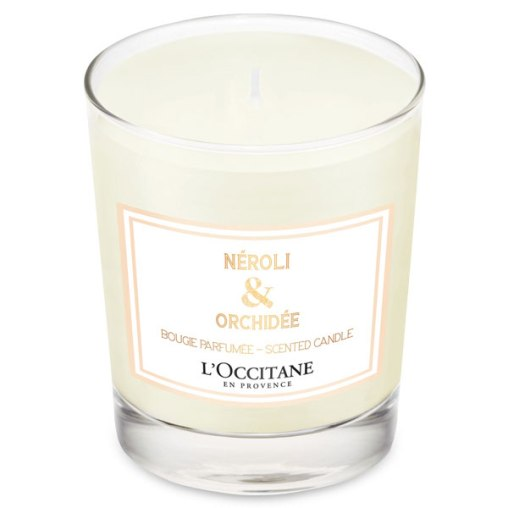 Vela perfumada Neroli & Orquídea L´OCCITANE, 32 €.