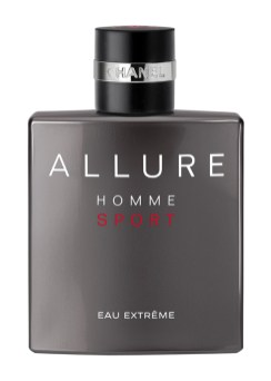 100 ml de ALLURE HOMME SPORT CHANEL, 89,95€.