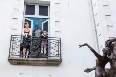 Arte en las calles.