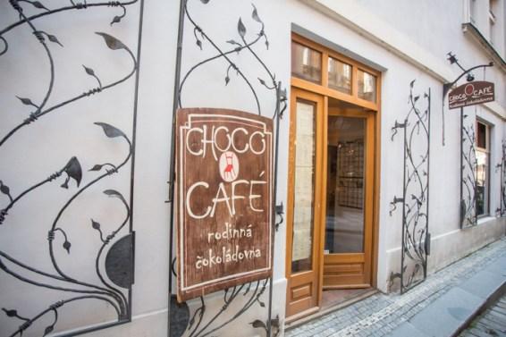 Choco Café Rodinná Cokoládovna