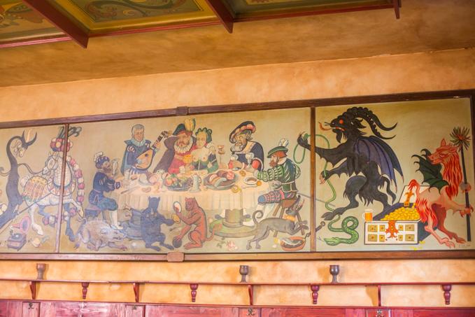 Restaurante Dacicky.