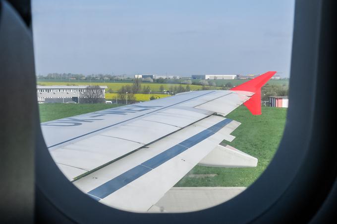 Desde la cabina de Czech Airlines: ¡hasta pronto República Checa!