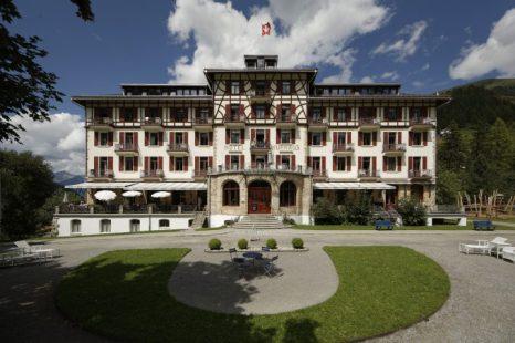 El hotel Kurhaus BergŸn es dog friendly. Foto: Zvonimir Pisonic.