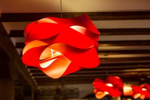 """Lámparas """"LINK"""" de Luzifer-LZF, diseño valenciano."""