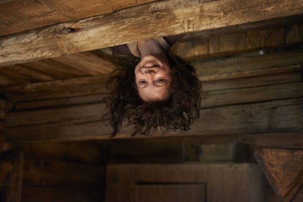 Imágenes de la película. Heidi (Anuk Steffen).