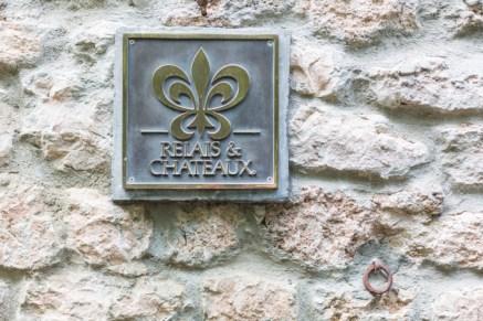 El hotel es un Relais & Chateaux, un sello de calidad indiscutida.