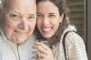 Rodolfo Fagliano y Florinda Perkins.