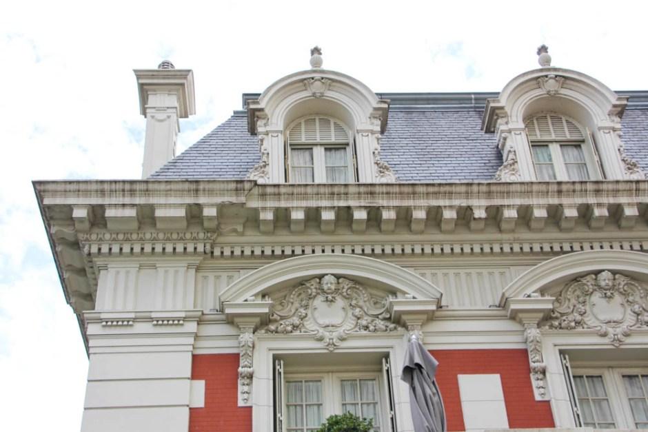 Rincones de La Mansión del Four Seasons Hotel Buenos Aires.