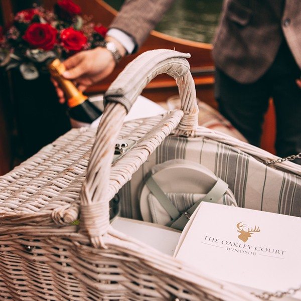 Pic-nic a medida. Foto: The Oakley Court.