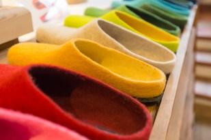 Calzado artesanal del tirol