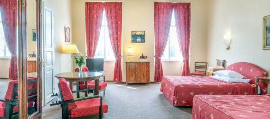 Castle View Junior Suite.