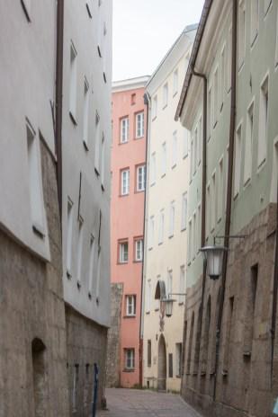 Callejuelas del barrio antiguo.