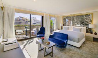 Junior Suite con terraza.