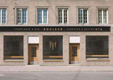 Frente del café Rouleur (foto cedida por Rouleur).