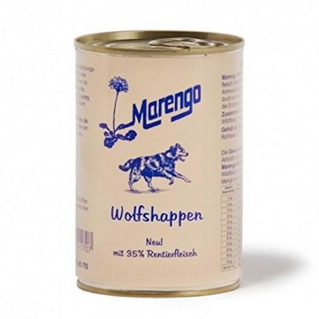 Receta de venado de Marengo.
