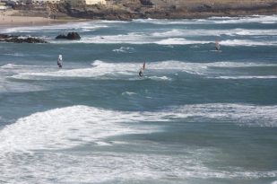 Playa de Guincho.