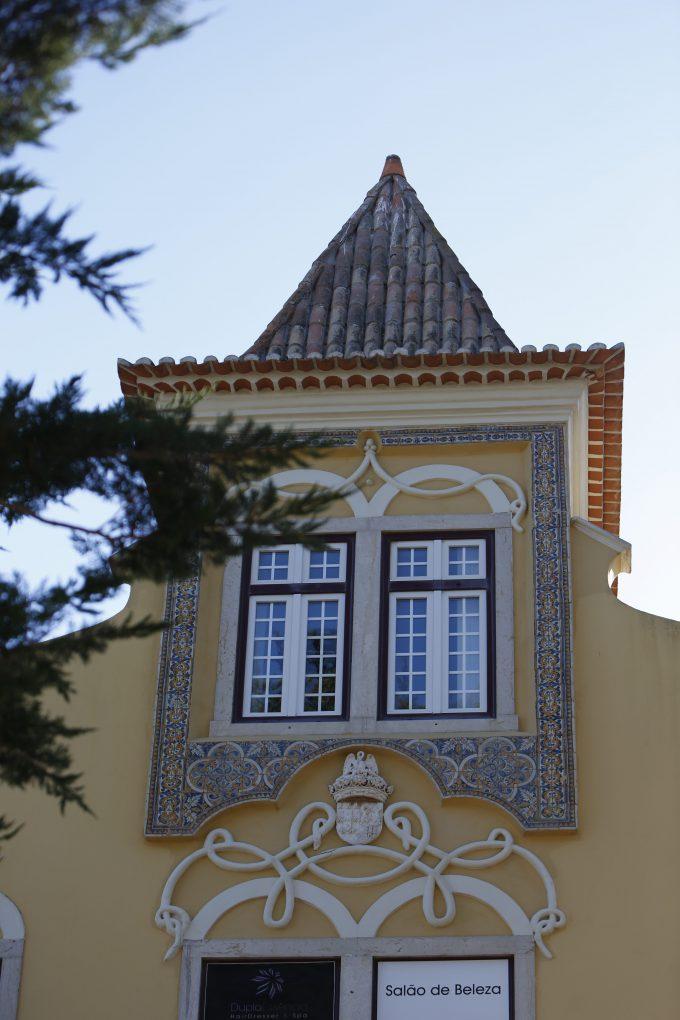Detalles de la Casa da Guia.
