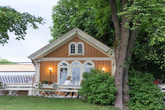 restaurante Herregårdskroen