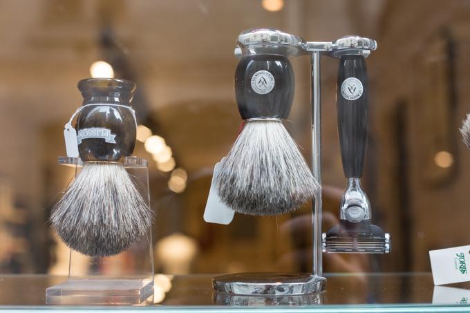Artículos para el afeitado tradicional y de LES MAUVAIS GARÇONS.