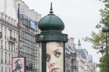 bulevar Quai Voltaire.