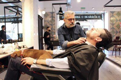 La Barbería de Gràcia.