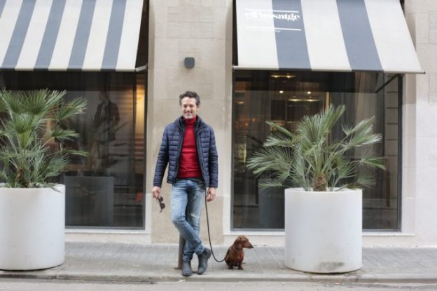 Localizando espacios de 'Eros Barcelona'.