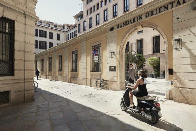 Mandarin Oriental Milán.