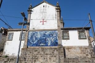 Iglesia de Corpo Santo de Massarelos