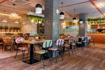 Restaurante Giulietta.