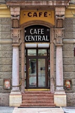 Café Central Innsbruck.