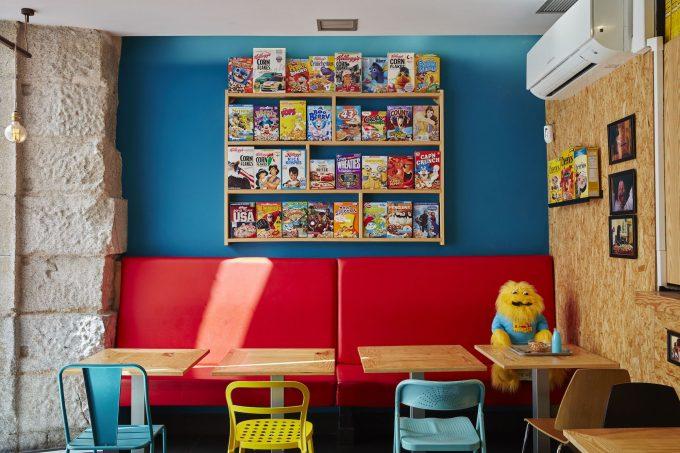 Cereal Hunters Café.