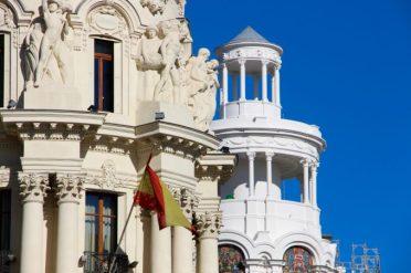 Iconos de la arquitectura de la Gran Vía.