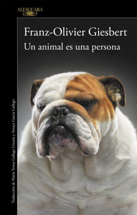 """""""Un animal es una persona"""" (16,90€)."""
