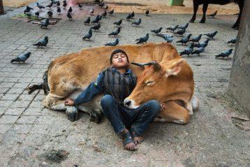 Kathmandu, Nepal, 2013.