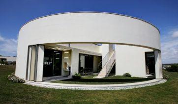 Villa circular.
