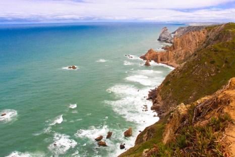 Cabo de Roca.