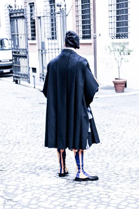 Guardia Suiza del Papa.