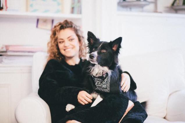 Lila y Dolores Fonzi.