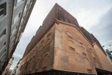 Caixa Forum, uno de mis museos preferidos.