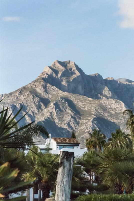 La Concha, 1215 metros de altitud, ruta de senderismo.