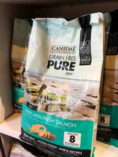 CANIDAE es de EE UU y recién llega a España, grain free, salmón del Atlántico...