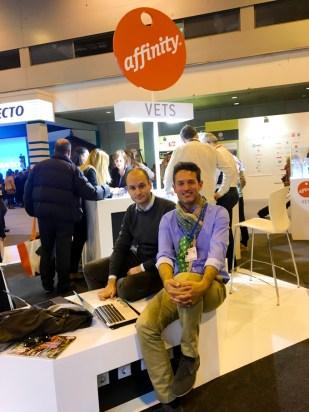 Josep Capdevila, Trade Marketing de AFFINITY.