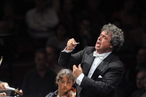 Semyon at BBC Proms, 2013. Foto: Chris Christodoulou.