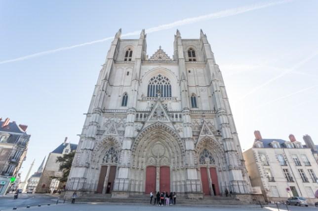 Catedral de St. Pierre.