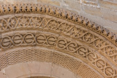 Detalles de la Casa del Doncel.