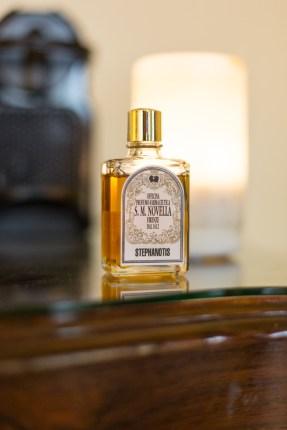 Jazmín, mi aroma preferido. Utilizo difusor de MUJI y aceite de SANTA MARÍA NOVELLA (Firenze),